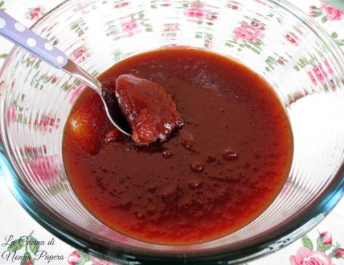 Marmellata di uva ricetta bimby