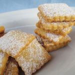 Biscotti rustici con zucchero di canna