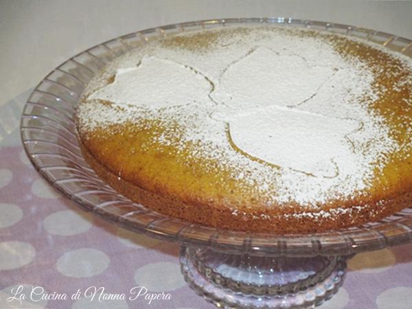 Torta integrale allo yogurt ricetta bimby
