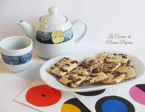 Biscotti semplici fatti al volo ricetta si o ricetta no?