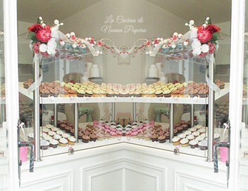 Cupcake ricetta parigina