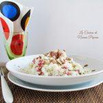 Risotto salsiccia e tartufo