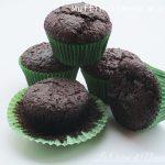 Muffin al limone e cacao