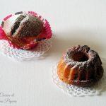 Muffin con cioccolato grattugiato