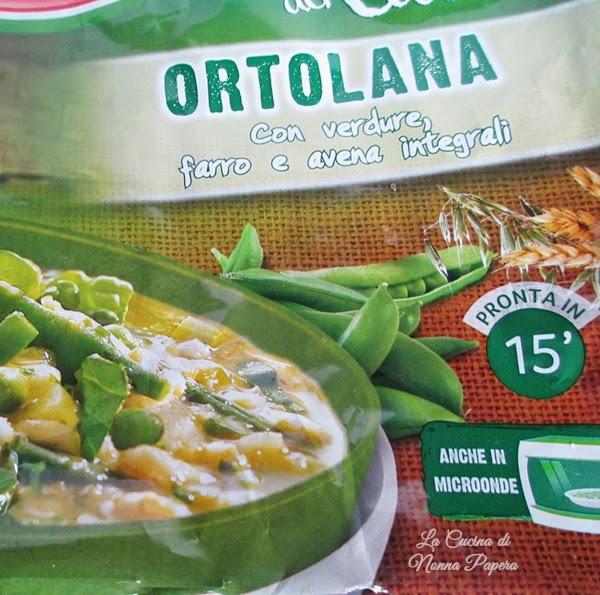 Zuppa ortolana