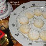 Biscotti timo e limone