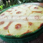 Torta di ananas ricetta con yogurt