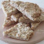 Focaccia rustica senza glutine
