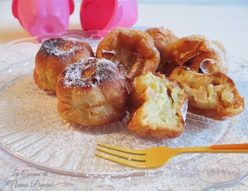 Muffin alle mele