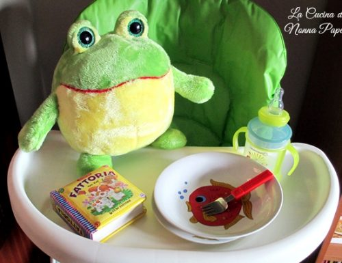 Pasta con Zucchine e Crescenza