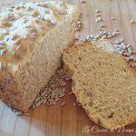 Pane con semi di girasole -La macchina del pane