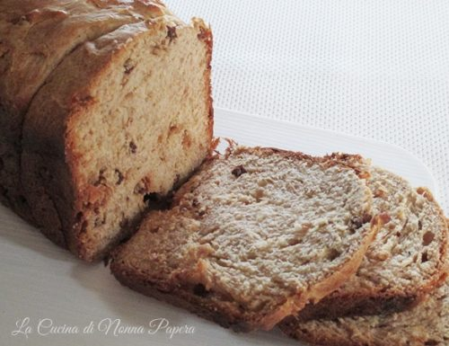 Pan brioche-La macchina del pane