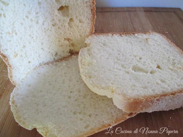 Pane senza glutine - La macchina del pane