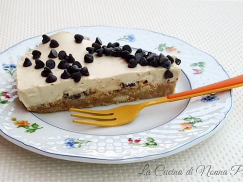 Torta Toffee Ricetta Senza Cottura