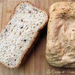 Pane ai cereali -La macchina del pane
