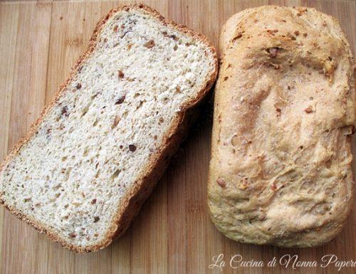 Pane ai Cereali – La Macchina del Pane