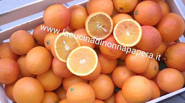 Biscotti con arancia ricetta senza uova