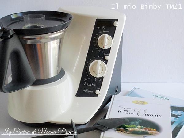 Il mio bimby - TM21