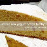 Torta soffice allo yogurt bimby