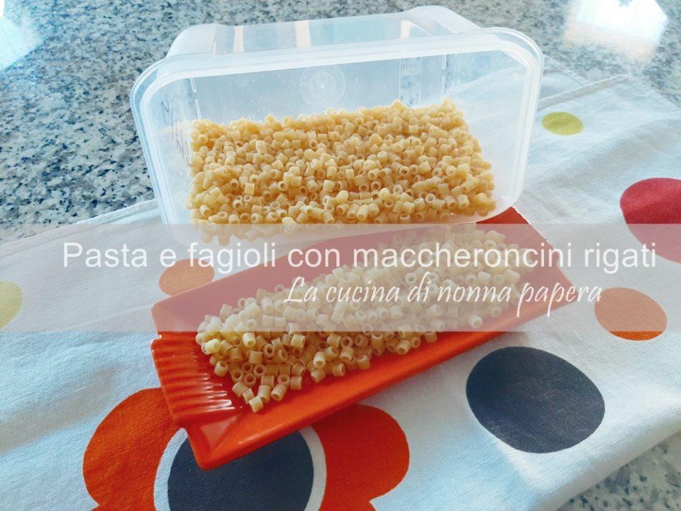 Maccheroncini-bimby