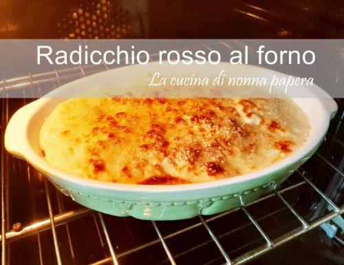 Radicchio rosso al forno
