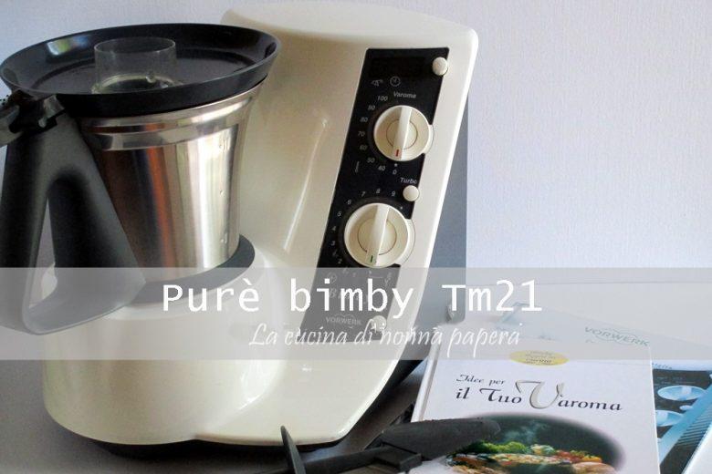 Purè di patate bimby ricetta per Tm 21