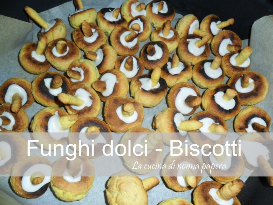 funghi dolci