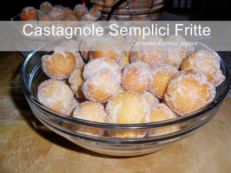 Castagnole Semplici