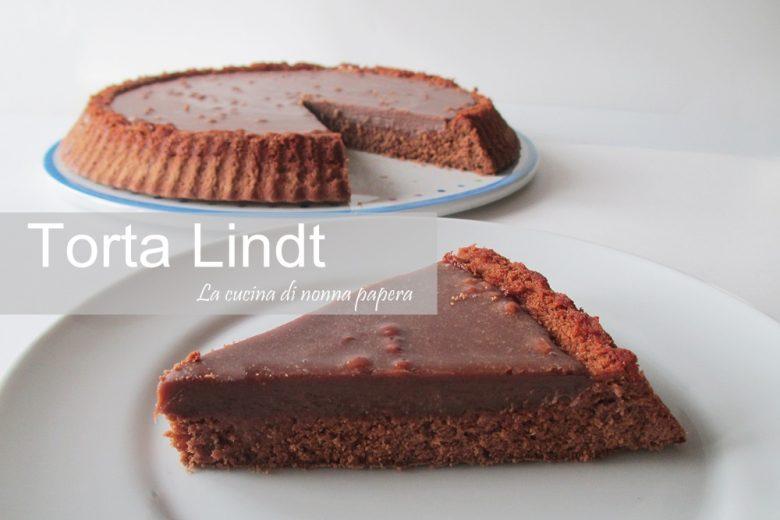 Torta lindt ricetta rivisitata