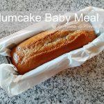 Plumcake Ricetta Baby Meal