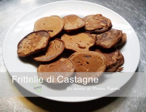 Frittelle di Castagne Bimby