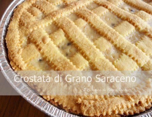 Crostata con Grano Saraceno