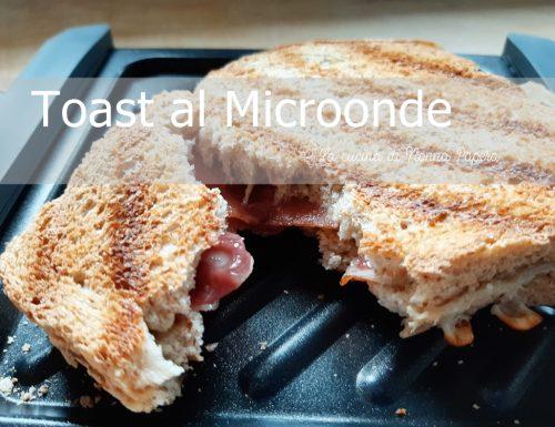 Toast al Microonde