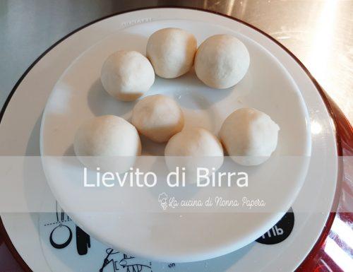 Lievito di Birra Riprodotto