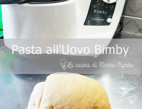 Pasta all'Uovo Bimby