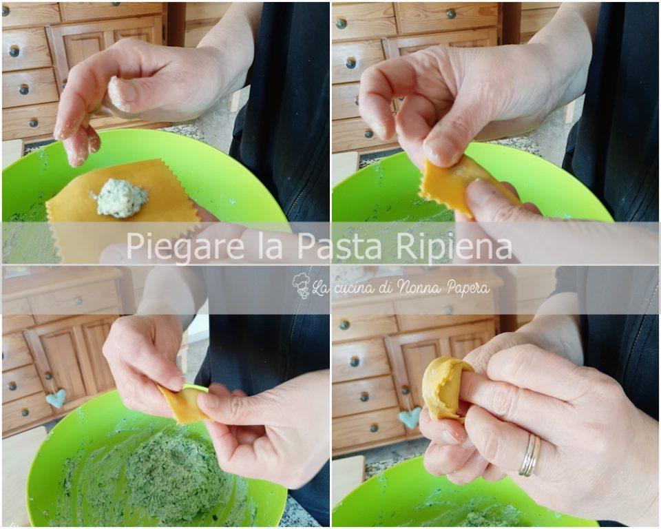 Piegare la Pasta