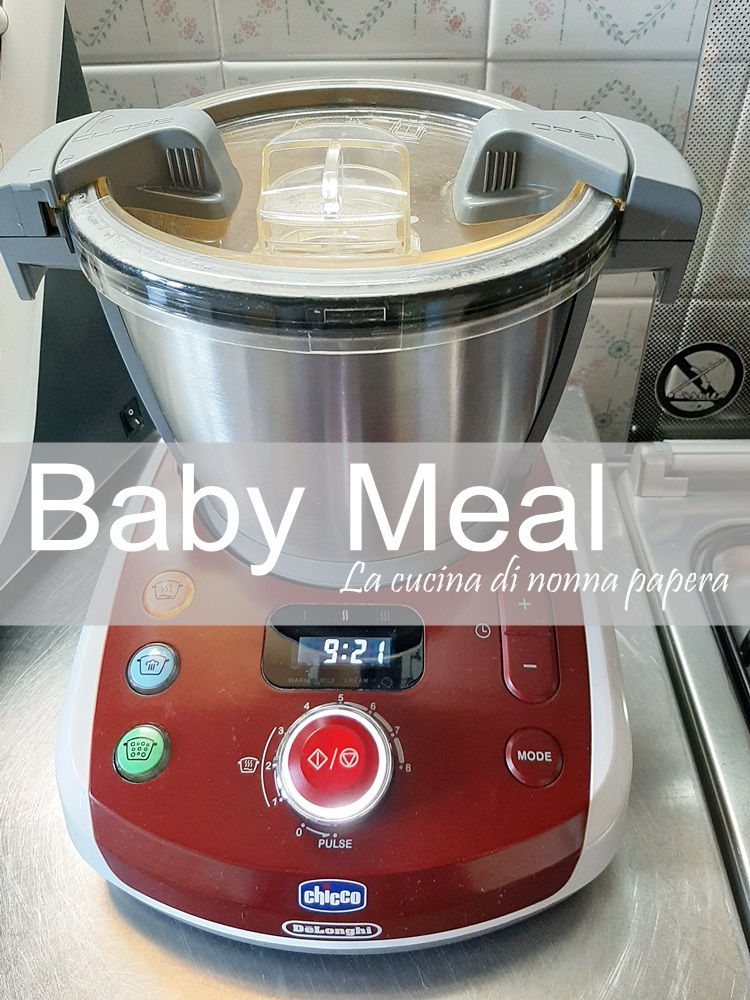 Purè con baby Meal