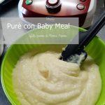 Purè Baby Meal