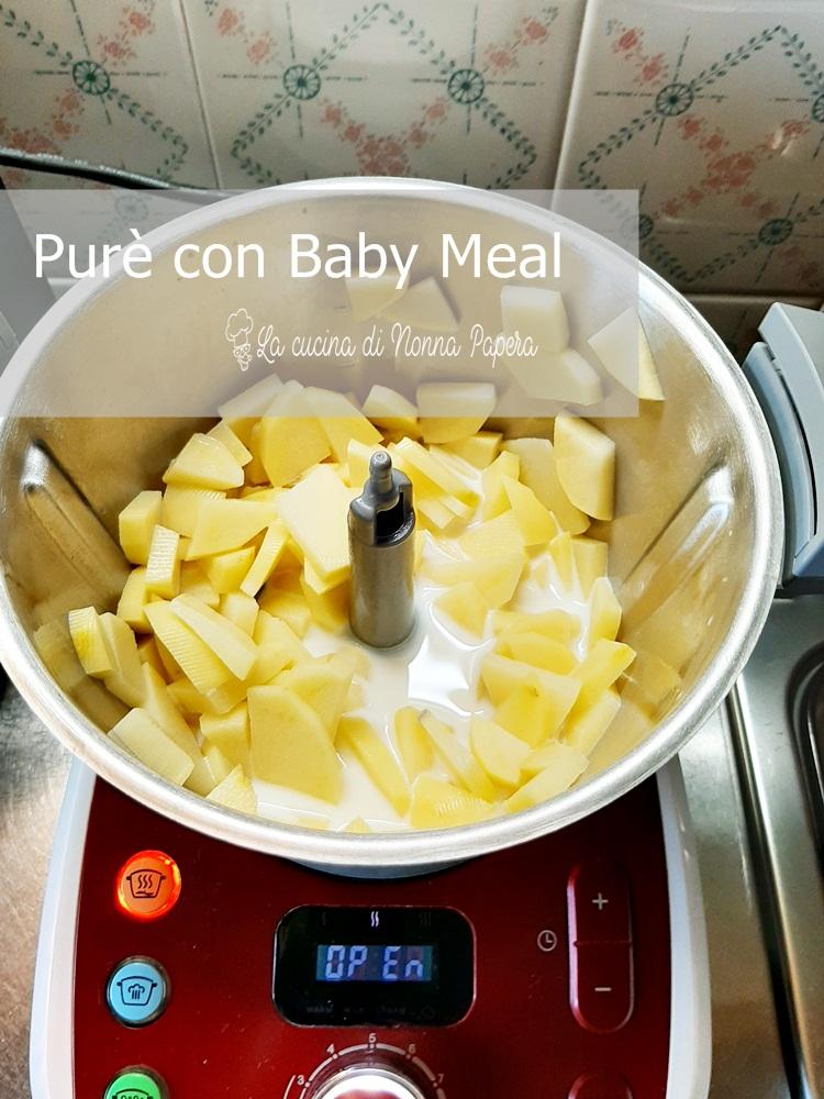 Purè di patate-Baby-Meal