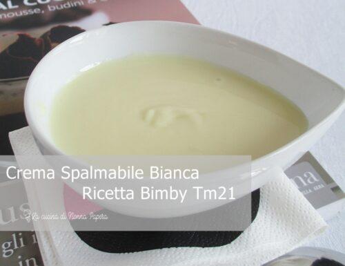 Crema Spalmabile Bianca