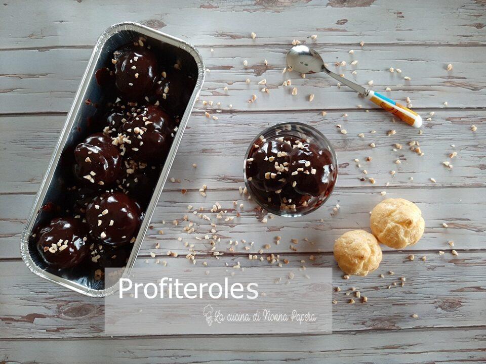 Profiteroles