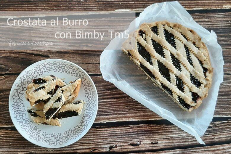 Crostata con Bimby Tm5