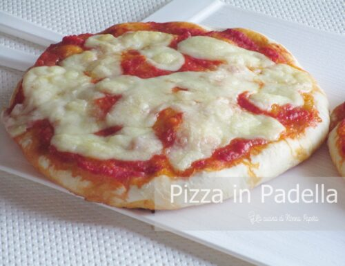 Pizza in Padella col Bimby
