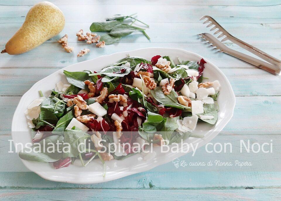 Insalata di Spinaci Baby