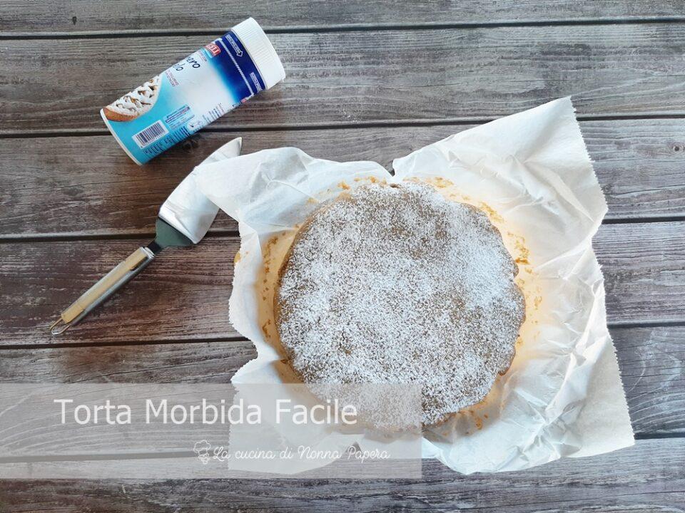 Torta Morbida Facile