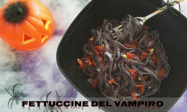 Fettuccine del vampiro
