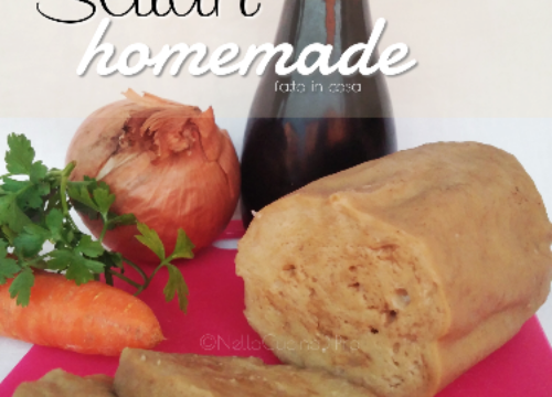 Seitan HomeMade – fatto a casa