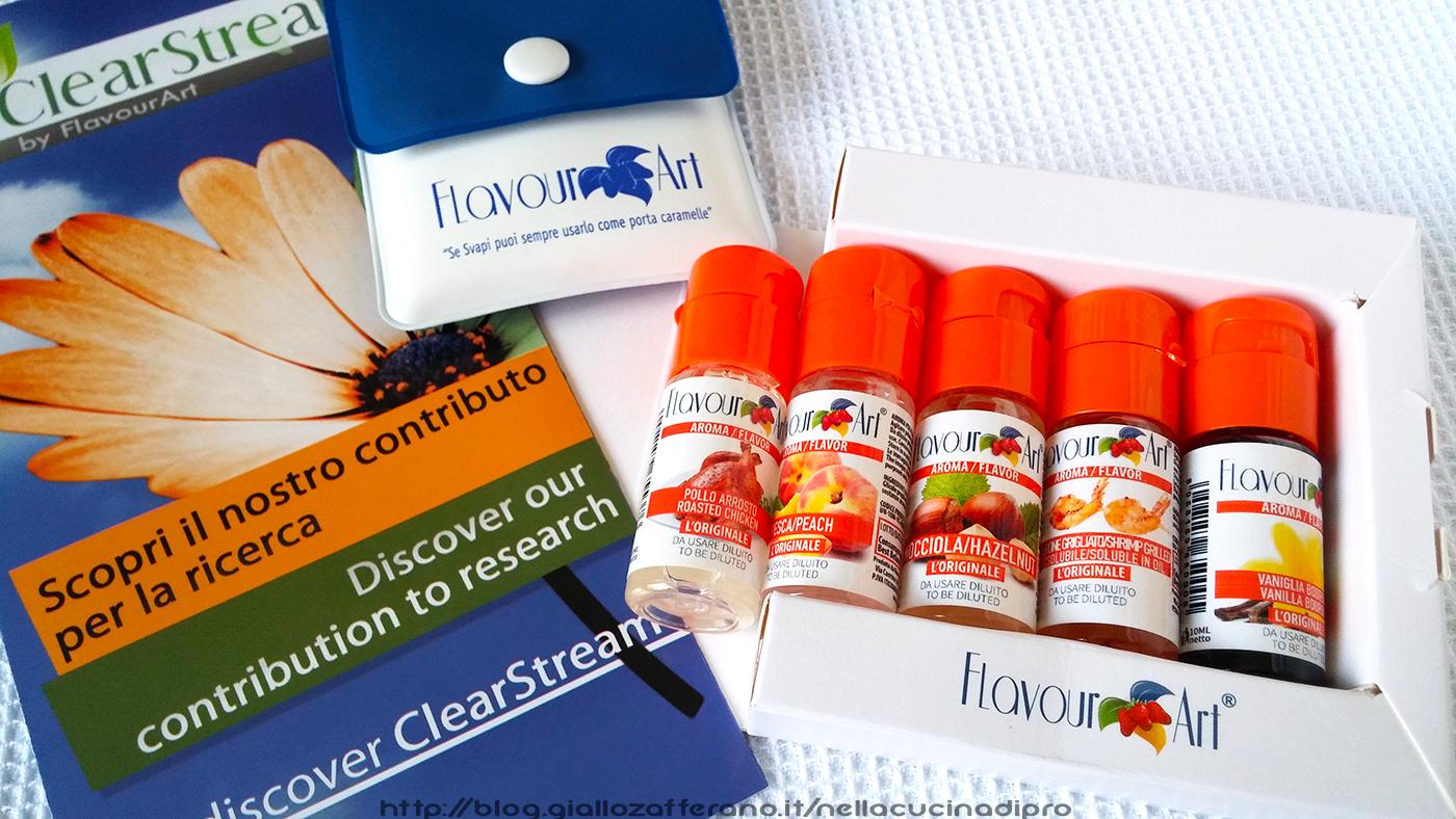Nuovo collaborazione con Flavourant