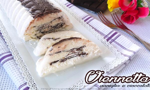 Viennetta vaniglia e cioccolato