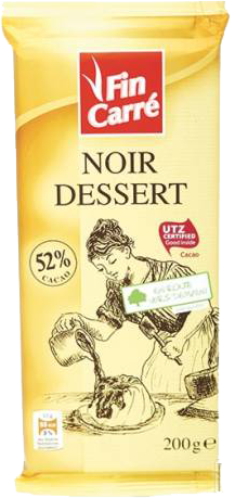 noir dessert lidl